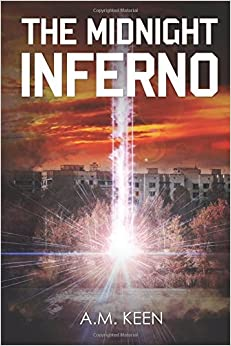 Book The Midnight Inferno by A.M. Keen (2016-02-09)