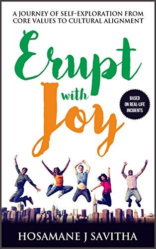 Erupt With Joy by Hosamane J Savitha ebook deal