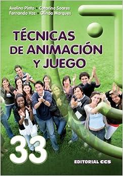 Book Técnicas De Animación Y Juego - 1ª Edición