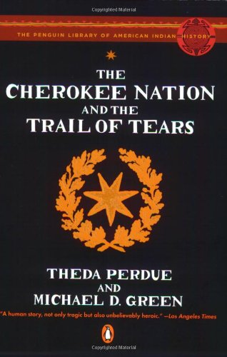 Cherokee Nation+Trail Of Tears