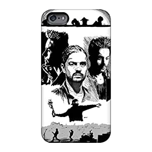 Best Cell-phone Hard Covers For Iphone 6 With Custom Vivid 30 Seconds To Mars Band 3STM Skin ChristopherWalsh