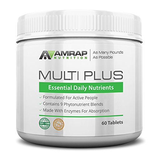 AMRAP Nutrition Multi Plus Multivitamin