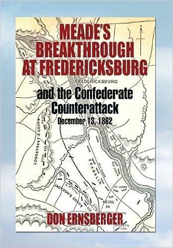 Book Meade's Breakthrough at Fredericksburg by Ernsberger, Don (2012)