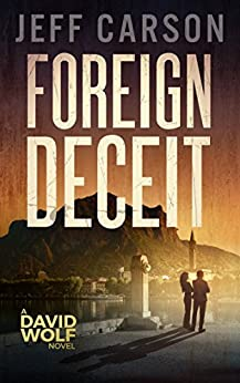 Foreign Deceit David Wolf Mystery ebook product image