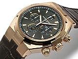 (ヴァシュロン・コンスタンタン) VACHERON CONSTANTIN 腕時計 オーバーシーズ クロノグラフ 49150/000R-9338 グレー メンズ [並行輸入品]