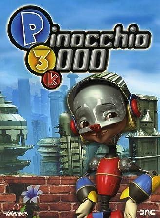 Pinocchio 3000 by cartoni animati: amazon.co.uk: cartoni animati