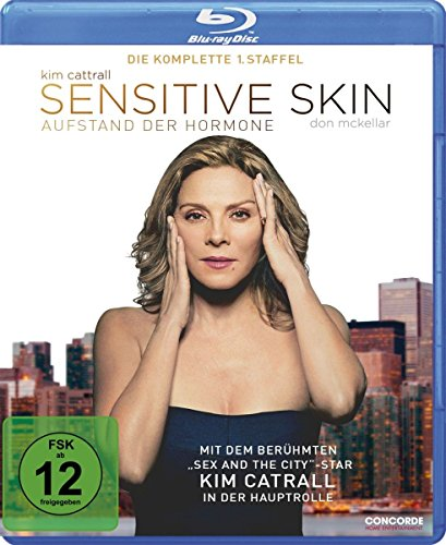 Concorde Series - Sensitive Skin (Complete Season 1 ) ( Sensitive Skin - Complete Season One (6 Episodes) ) [ Blu-Ray, Reg.A/B/C Import - Germany ]