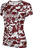 ProSphere Mississippi State University Girls' Shirt - Camo r1 (Large)