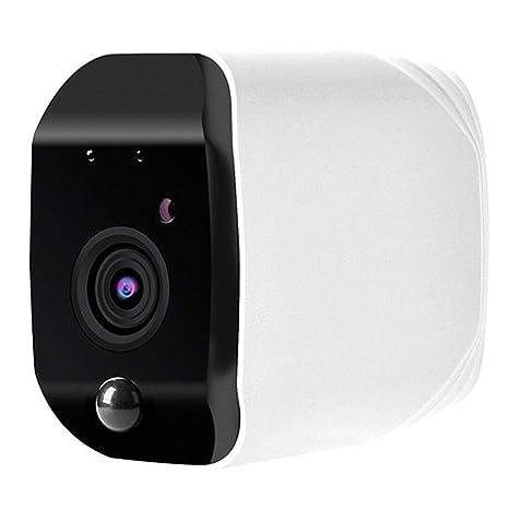 PQ&D Smart Home Batería Cámara Inalámbrica 1080P HD Cámara ...