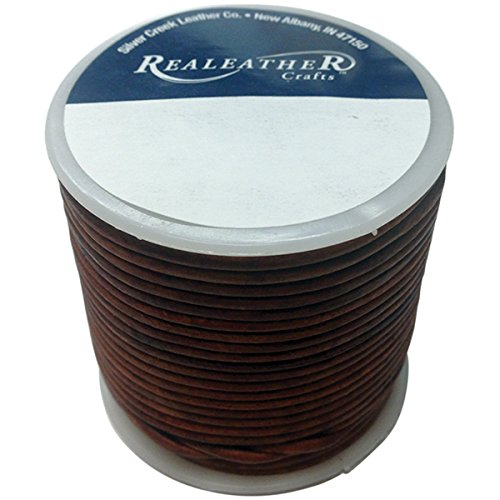 Leather Lace Spool - 9