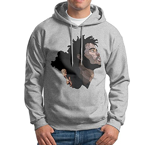 Price comparison product image BFF Men's Hooded Sweatershirts Hoodies Joey Badass Capital Steez Ash XL