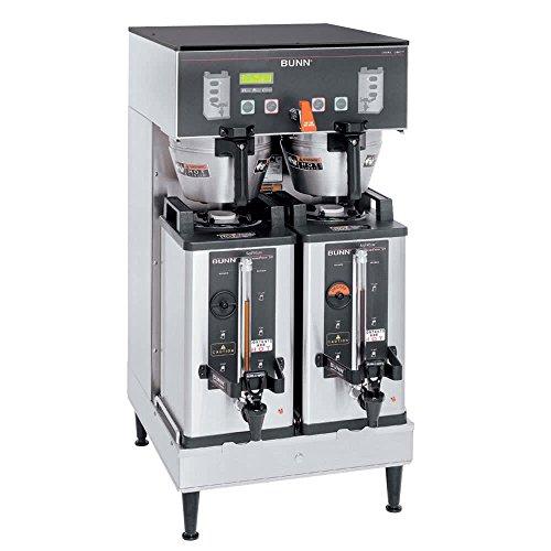 Bunn 33500.0042 DUAL SH DBC BrewWise Single Soft Heat Coffee Brewer, Holds (1) 1-/2 Gallon Server (Not ()
