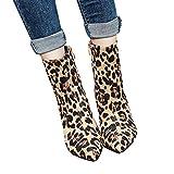 Faionny Women Boots High Heel Ankle Boots Snakeskin Zip Shoe Boots Belt Buckle Women Shoes Warm Snow Boots Thick Boots