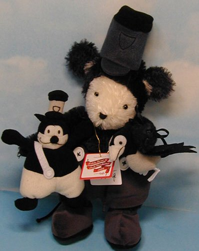 Walt Disney World Mohair Muffy Steamboat Willy Mickey Mouse Bear New in Box, Signed Ebay American Dolls