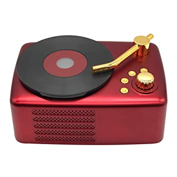 FonóGrafo Retro Creativo Mini NostáLgico Tocadiscos ...