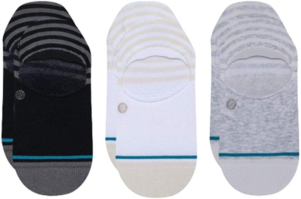 Stance Womens Sensible Two 3-Pack No Show Socks