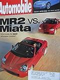 2000 Toyota MR2 Spyder / Road Test