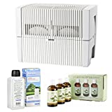 Venta LW45W humidifier & Airwasher with Fragrance & Airwasher Cleaning Solution