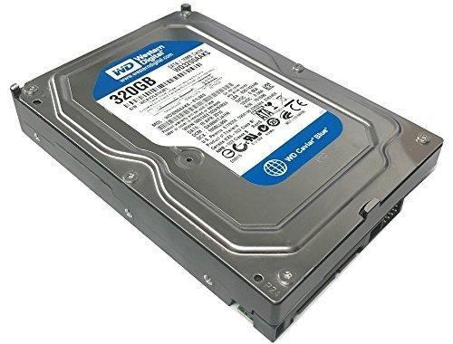 Caviar Sata Internal Hard Drive (Western Digital Caviar SE (WD3200AAKS) 320GB 16MB Cache 7200RPM SATA 3.0Gb/s 3.5