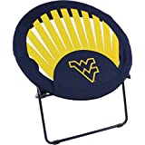College Covers West Virginia Mountaineers NCAA Rising Sun Bungee Chair