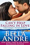 Book Cover for Can't Help Falling In Love: The Sullivans, Book 3 (Contemporary Romance)