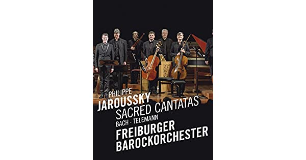 Amazon.com: Philippe Jaroussky: Sacred Cantatas: Philippe ...