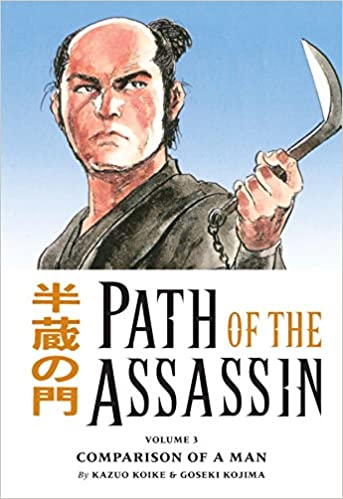 Path Of The Assassin Volume 3: Comparison Of A Man ...