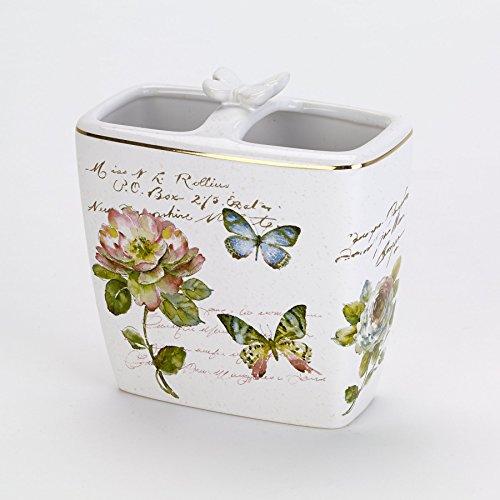 Avanti Linens Butterfly Garden Toothbrush from Avanti Linens