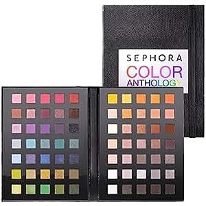 Sephora Color Anthology ~ 2013 Holiday Limited Edition ~ 70 eyeshadow shades