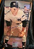 Mickey Mantle Signed Poster 11X23 Auto PSA/DNA LOANew York Yankees - Authentic Signed Autograph