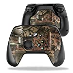MightySkins Protective Vinyl Skin Decal for Valve Steam Controller case wrap Cover Sticker Skins Steam Punk Room 5