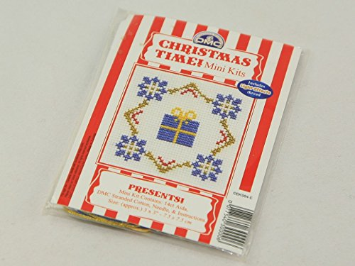 christmas cross stitch mini kits