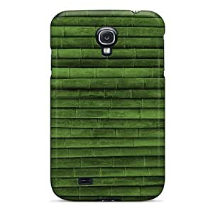 Ideal JenniferLynn Case Cover For Galaxy S4(bamboo Lines Pattern), Protective Stylish Case