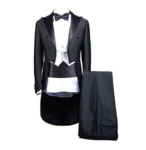 Amazon.com: PAISUN - Conjunto de traje largo y pantalón para ...