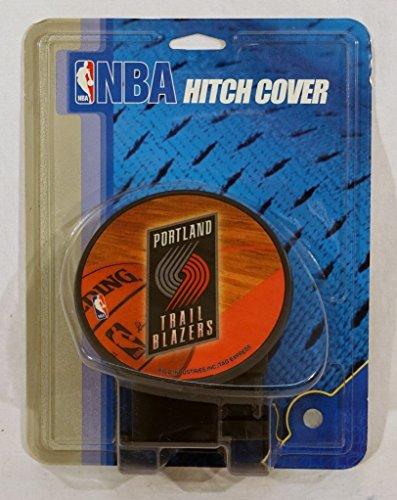 Rico Portland Trail Blazers NBA Basketball Economy Hitch Cover by Rico