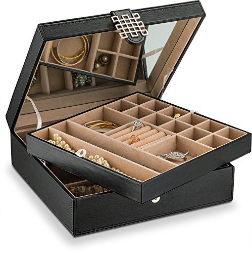 Jewelry Box - 28 Section Jewel