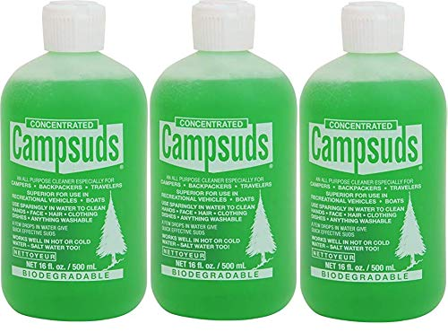 Sierra Dawn Campsuds All Purpose Cleaner, 16-Ounce (3-(Pack))