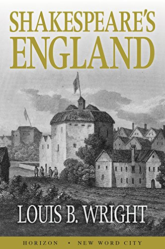 Shakespeare's England -