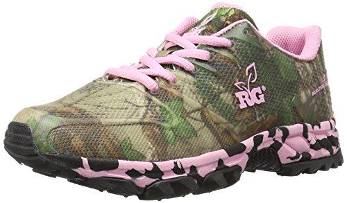 Realtree Women's Mamba Hiking Shoe - Pink/Extra Green - 9...