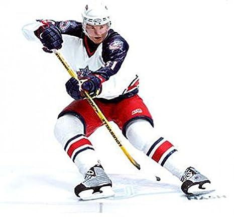 quality design 2ff18 9c45c McFarlane NHL Series 10 Action Figure: Rick Nash Columbus ...