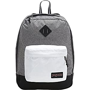 JanSport Super FX Series Backpack (Black Splatter Denim)