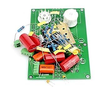 PRT-03A Hifi Stereo Tube preamp kit base on C22 preamplifier Circuit