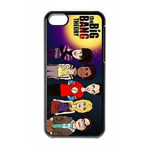 iPhone 5C Phone Case The Big Bang Theory B7G8Y9737