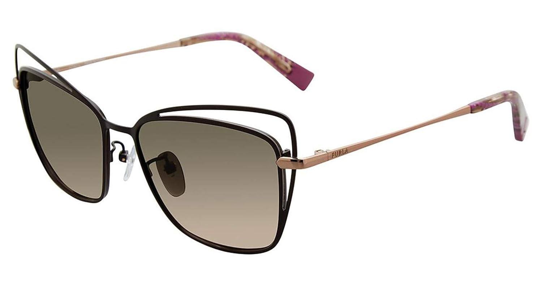 Sunglasses Furla SFU 144 Brown 0VA6 0Va6