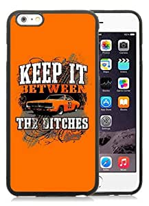 Hot Sale The Dukes Of Hazzards Black iPhone 6 Plus/6S Plus 5.5 inches Screen TPU Phone Case Fashion and Cool Design