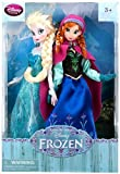 Disney Frozen Exclusive 12 Inch Doll 2-Pack Anna & Elsa