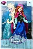 Disney Frozen Exclusive 12 Inch Doll 2-Pack Anna & Elsa