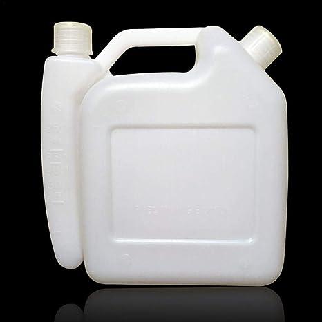 Kindlyperson Botella de 1,5 l de Aceite Mezclado, Tanque de ...