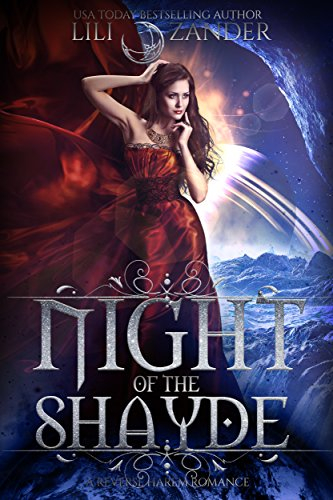 Night of the Shayde: A Reverse Harem Romance (The Alien Vampires of Shayde Book 1) by [Zander, Lili]