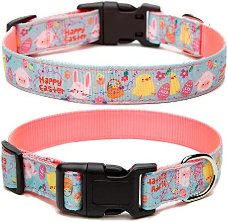 Mihqy Easter Nylon Dog Collar product image